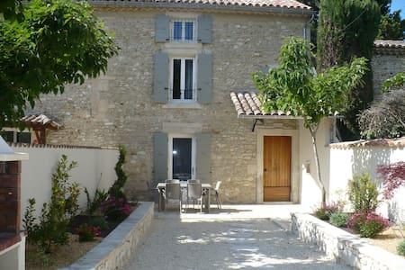 Chez Sandra et Jérôme - Visan - บ้าน