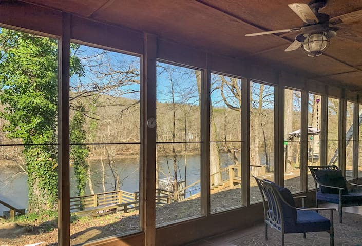 Reel Comfort Cabin ~ on the Little Red River