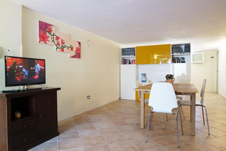 Tavernetta in villa per 4 ospiti a 100 mt dal mare