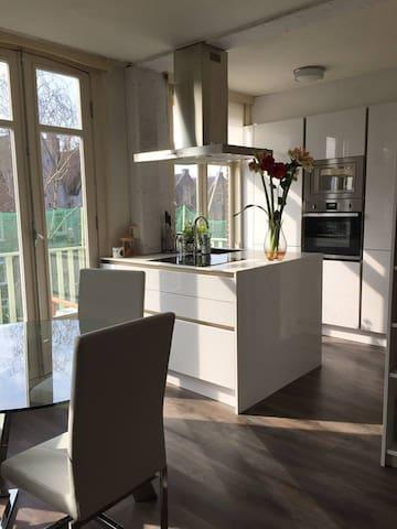 Modern City Apartment - Amsterdam - Apartment