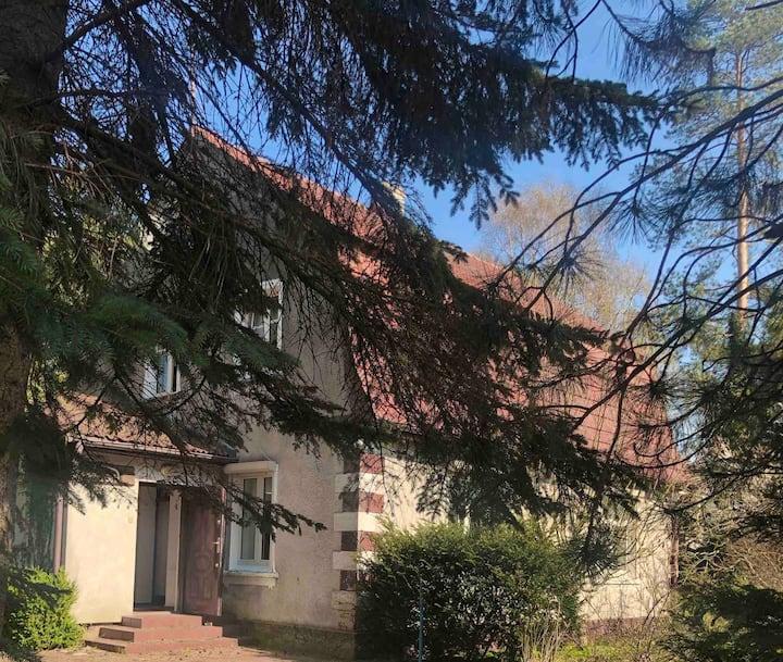 Dom Kapitański Niechorze Ostseebad Horst