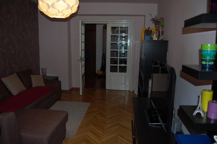 Central modern 3 bedroom apartment - București - Appartement