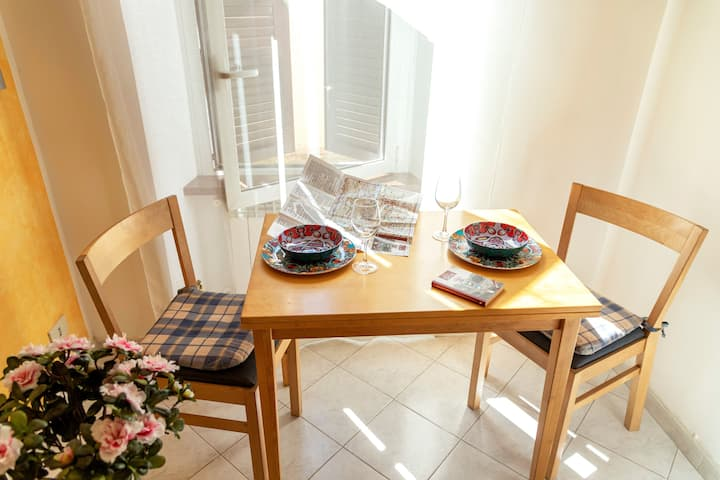 Bright and Cozy Apt 15 minutes from Centro di Roma