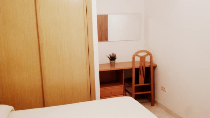 1°A Apartamento con cocina