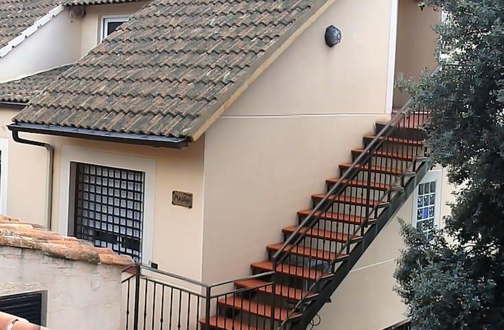 Madera House - 180m2. - Robledo de Chavela - อพาร์ทเมนท์