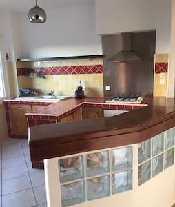 Appartement en Rez de jardin - Castagniers - Apartment