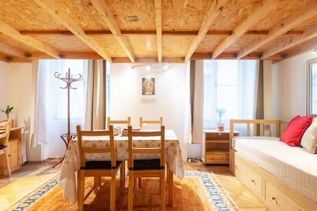 Prague Old Town Loft ❤️ Cozy Nest WasherDryer WiFi