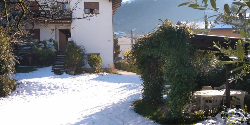 Mina & Gianni's Garden