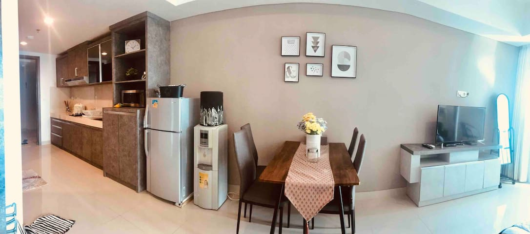 Spacious & Modern Studio Kemang Village W/ Balcony