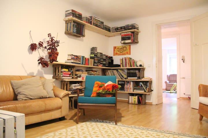 Gemütliches Schlafzimmer - Berlin - Apartment