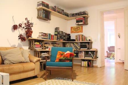 Chambre comfortable - Berlin - Lägenhet