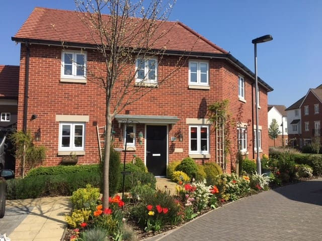 Modern 3 bedroom house in Bersted Park - Bognor Regis - Rumah