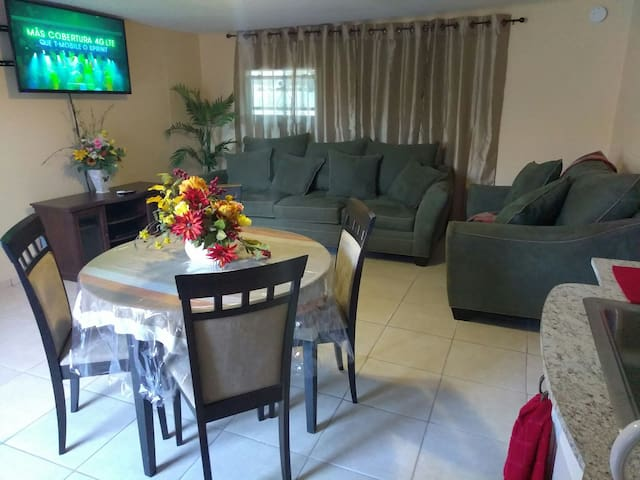 Centrally Located City Apartment - Tampa - Apartment