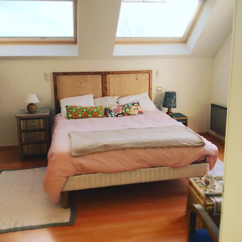 Double Bedroom @ 13km Xmas market