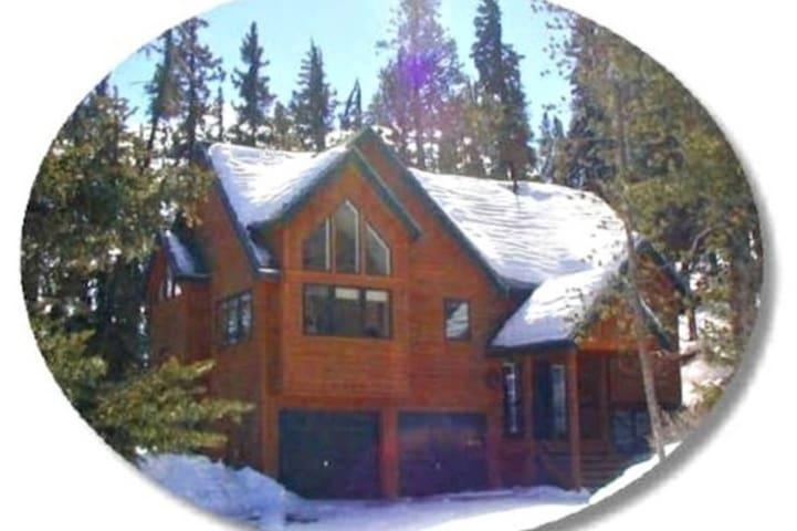 Moose Cabin - Dillon - Huis