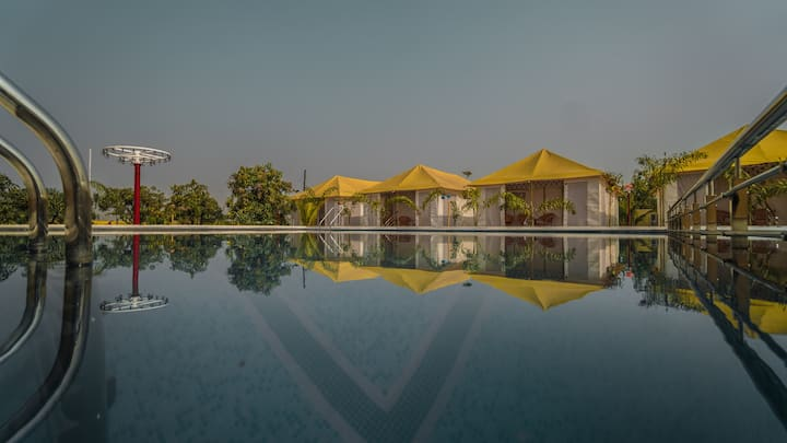 Igatpuri Modern Swiss Cottages - Perfect Getaway