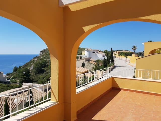 Beautiful apartment on Cumbre del Sol, Benitachell