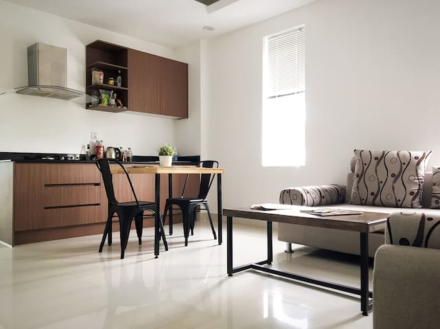 Beautiful Comfortable & Relax Space - Phnom Penh - Apartment