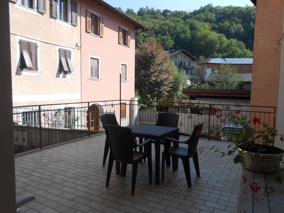 Appartamento in trentino orientale valsugana for Appartamenti caldonazzo