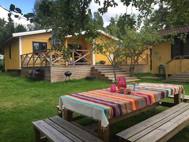 A cottage in Roslagen