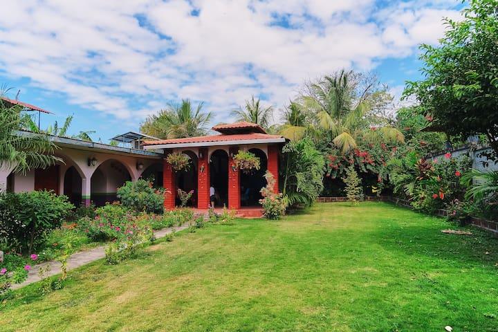Hefziba B&B FAN ROOM 3 of 7 Ometepe Island