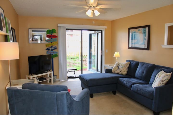 New Listing New Smyrna Beach Condo TIME To RELAX