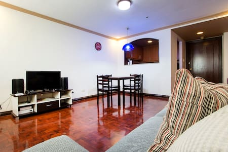 Spacious 1 Br Condo at Makati City - Makati - Wohnung