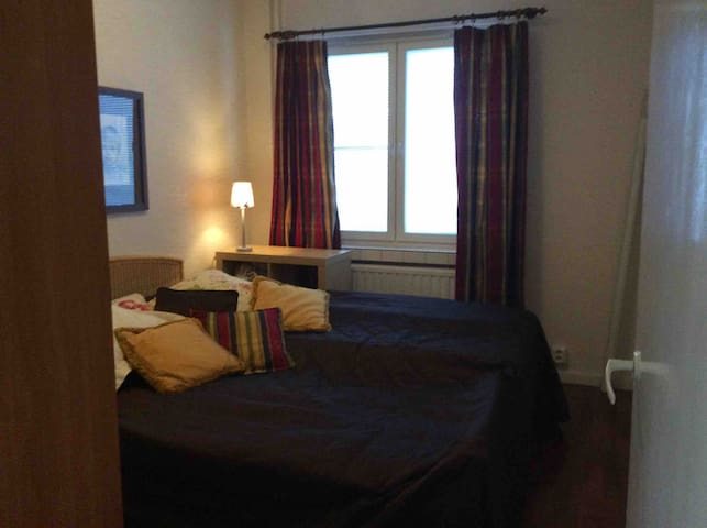 Makuuhuone kahdelle Bed room  for two Person