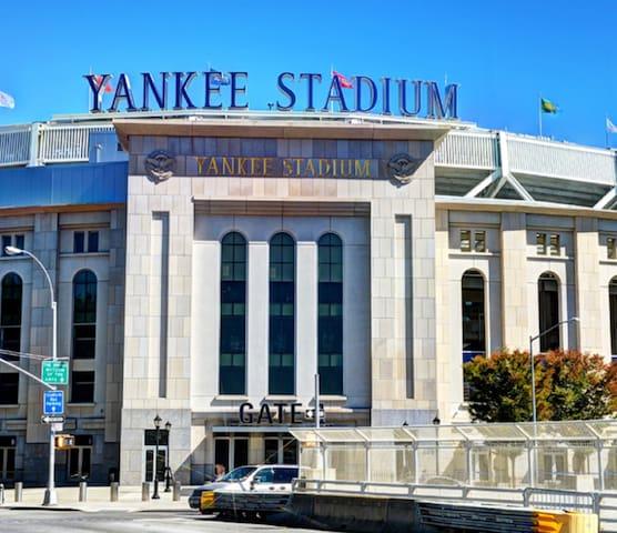 Bronx Home 5 Minute walk from Yankee Stadium
