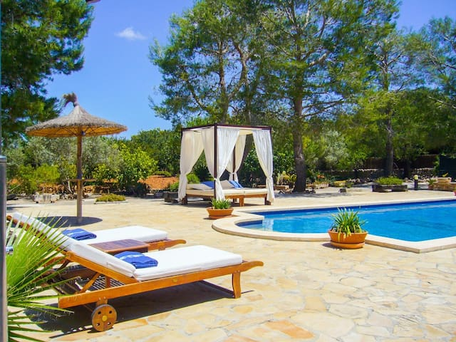 Beautiful villa with pool in the heart of Mallorca