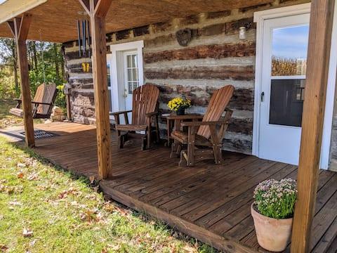 Cabana rural de Dee