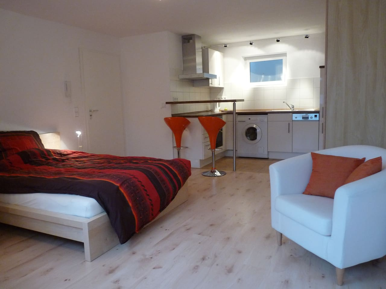 Modernes Apartment mitten in Butzbach
