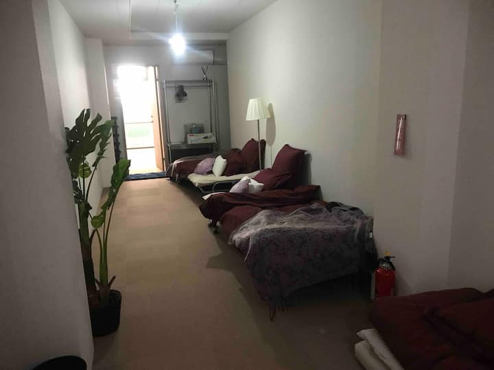 別府マキビル3階Tomo's room