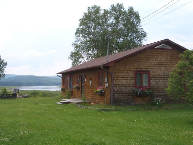 Guest House at Gardner Sporting Camps