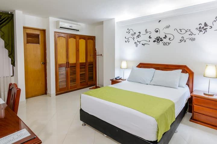 habitación para 2 en Hotel Florida Inn.laureles-70