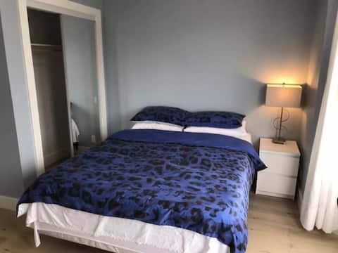 Richmond Cozy single bedroom #1