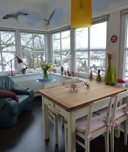 Ferienwohnung im Herzen von Binz - Apartament