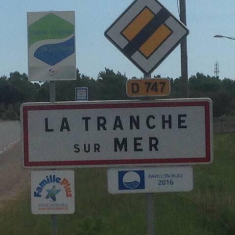 Maison 6 couchages , 300 plage - La Tranche-sur-Mer - Casa