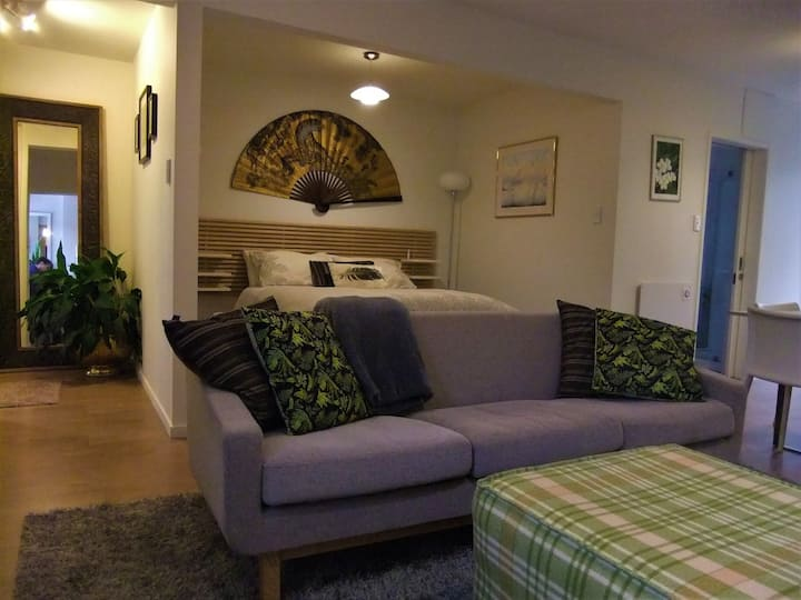 The Tui Studio - Garden unit. Design and Comfort.