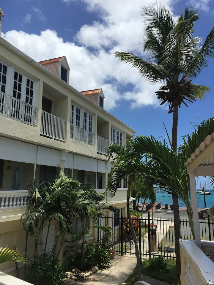 Classic Suite at Historic Club Comanche Hotel St. Croix