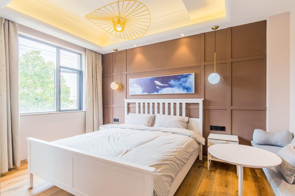 大床长2米宽1.8米
