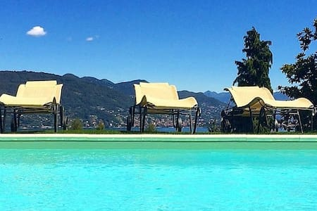 Refined luxury villa with pool - Baveno - วิลล่า