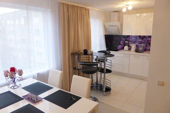 Modern Jurmala beach apartment - Jūrmala - Apartment