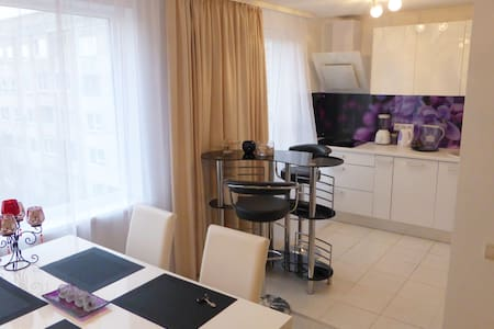 Modern Jurmala beach apartment - Jūrmala - Appartement