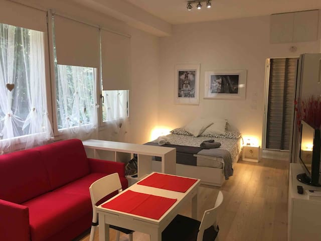 Nice studio in the heart of Bologna