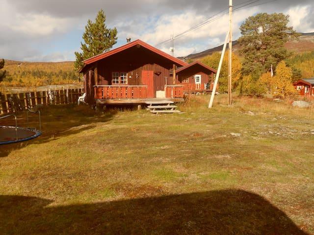 Hytte nr. 1 Øyberg Sæter