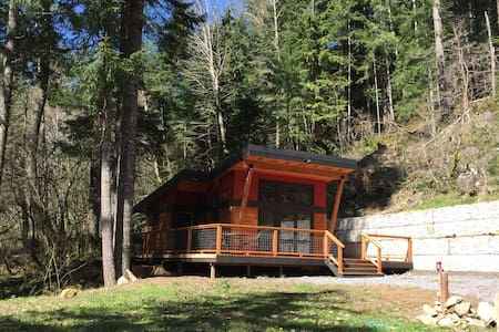 New Modern Cabin Near Mt. Rainier - Ashford