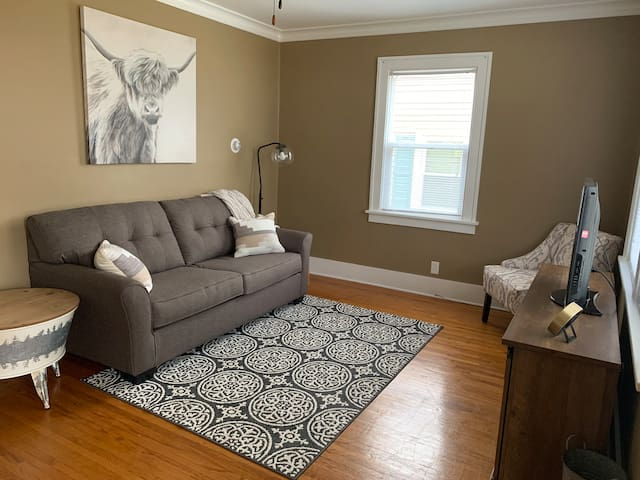 Close to Bradley! Pets Welcome! Cozy 1BR home :)