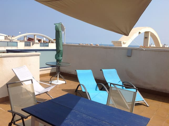 310 1-Bed penthouse ,Cabo Roig