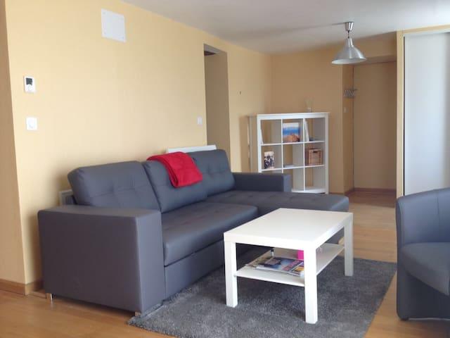 Logement entier à louer au pied des Pyrénées - Momères - Huis
